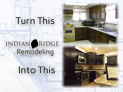 Custom Home Remodeling | Indian Ridge Properties - Piqua, OH
