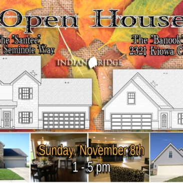 Open House Set for Sunday, Nov. 8