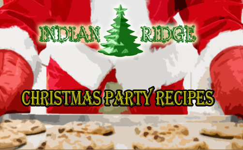 10 Awesome Christmas Party Recipes!!!