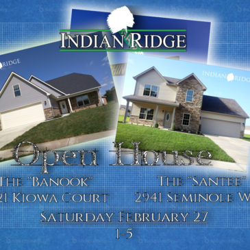 Open House This Saturday | February 27th