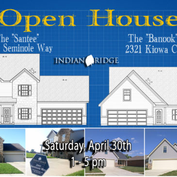Open House: Saturday, April 30