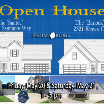 Open House Tour at Our Community Garage Sale!