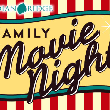 Family Movie Night: Saturday, Sept. 16