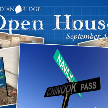 Open House Set for September 10!