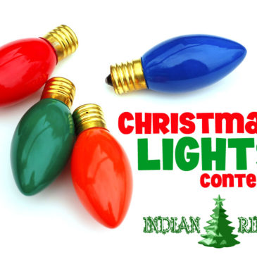 2019 Indian Ridge Christmas Lights Contest!!!