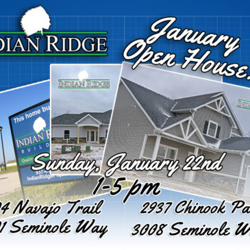 Join us for our January 22nd Open House!